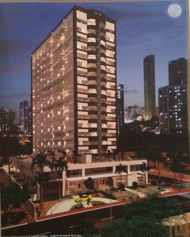 Apartamento  residencial à venda, Altiplano Cabo Branco, Joã...