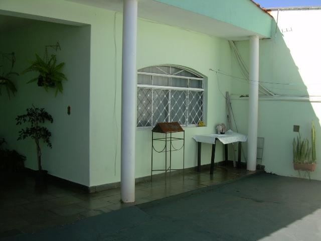 Casa residencial à venda, Campos Elíseos, Ribeirão Preto.