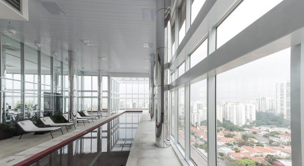 Apto 2 Dorm, Brooklin, São Paulo (1369950) - Foto 4