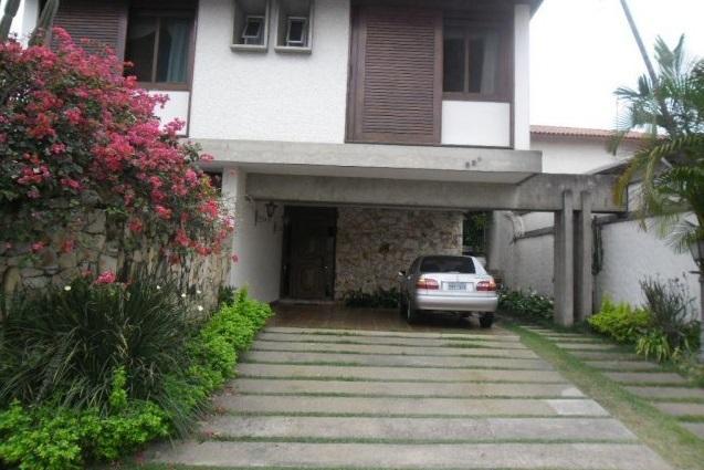 Total Imóveis - Casa 3 Dorm, Alto da Lapa