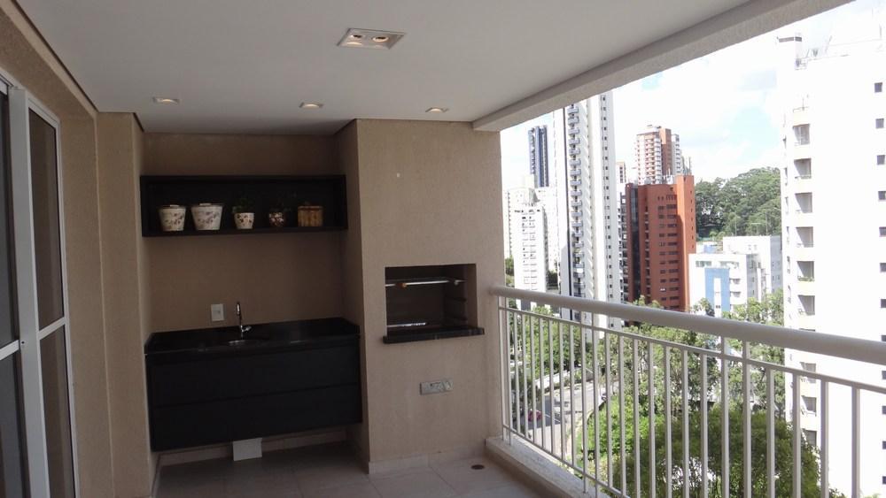 Apto 2 Dorm, Morumbi, São Paulo (1366170)