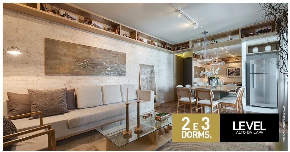 Total Imóveis - Apto 3 Dorm, Alto da Lapa - Foto 2