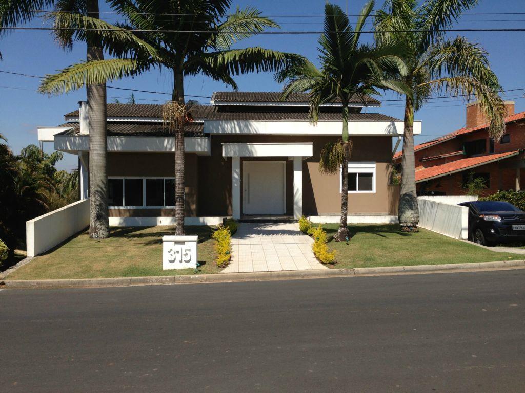 Casa 5 Dorm, Condomínio Marambaia, Vinhedo (1370268) - Foto 2