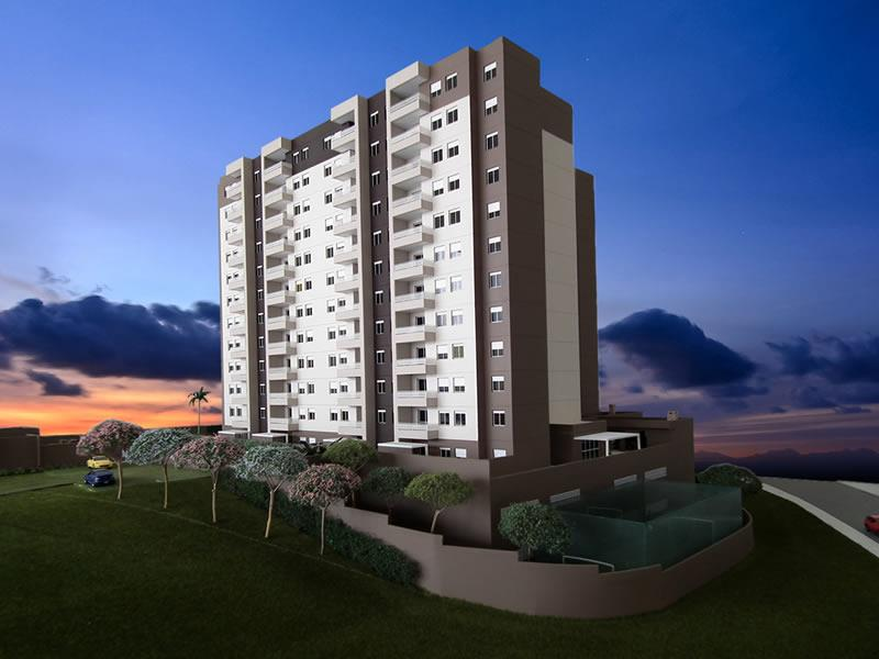 Total Imóveis - Apto 2 Dorm, Jardim do Trevo