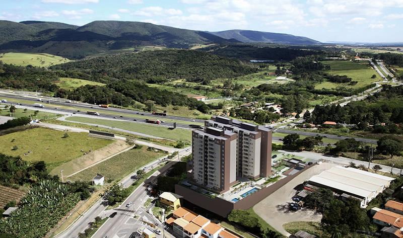 Apto 2 Dorm, Jardim do Trevo, Jundiaí (1370048) - Foto 2