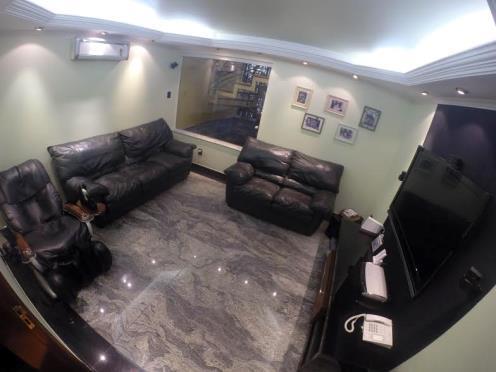 Total Imóveis - Casa 4 Dorm, Condomínio Marambaia - Foto 5