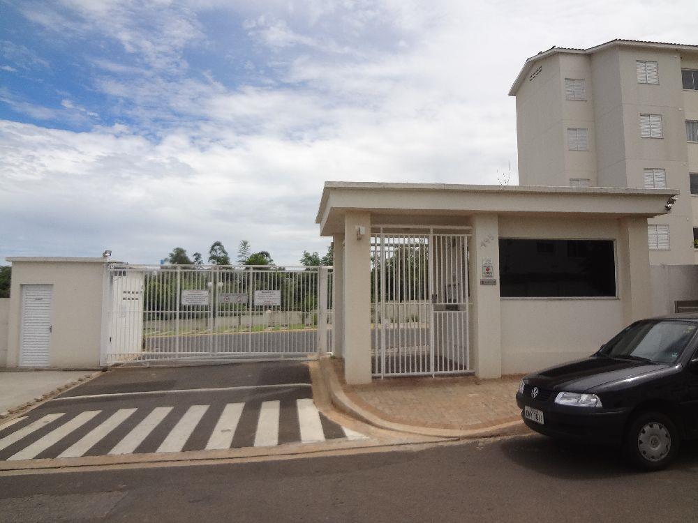 Apartamento residencial à venda, Residencial Anauá, Hortolân...