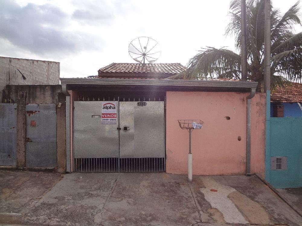 Casa residencial à venda, Jardim São Jorge, Hortolândia.