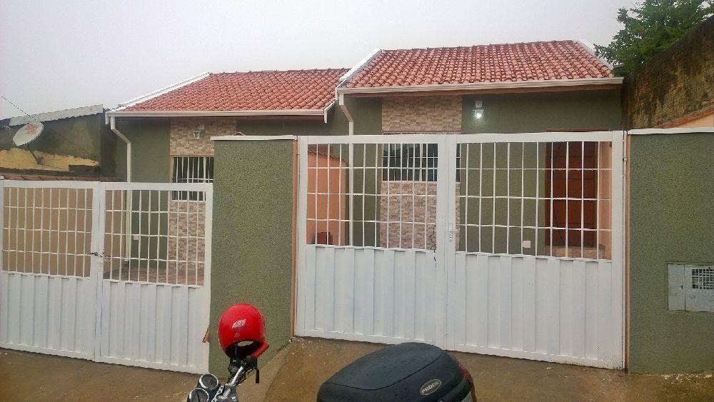 Casa residencial à venda, Parque do Horto, Hortolândia.