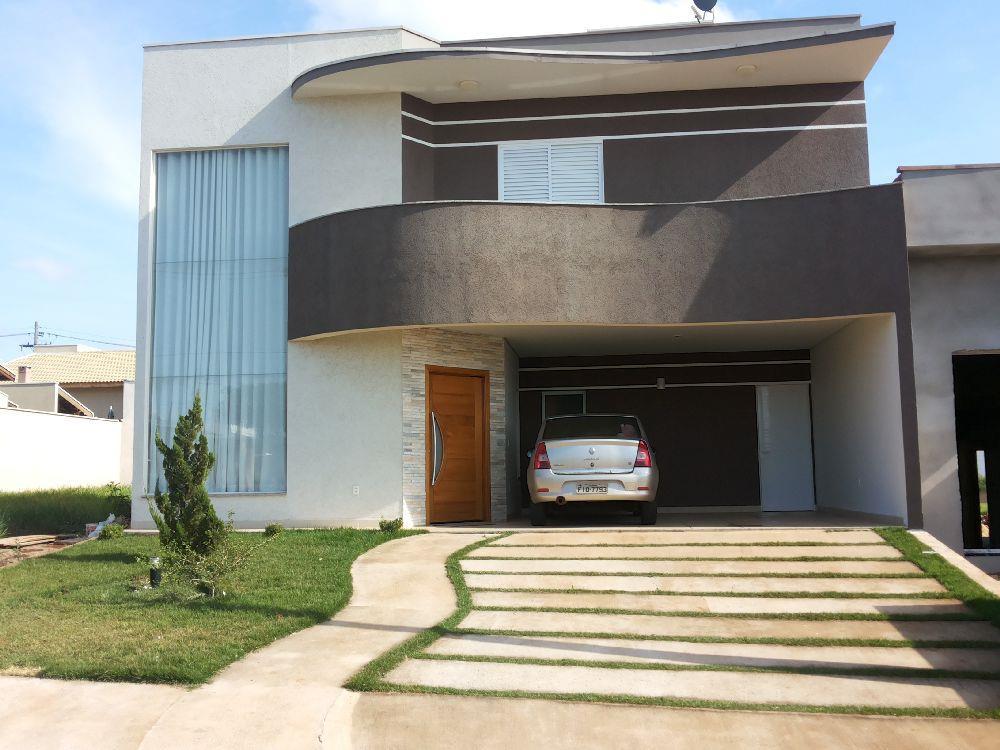 Sobrado residencial à venda, Residencial Real Parque Sumaré,...