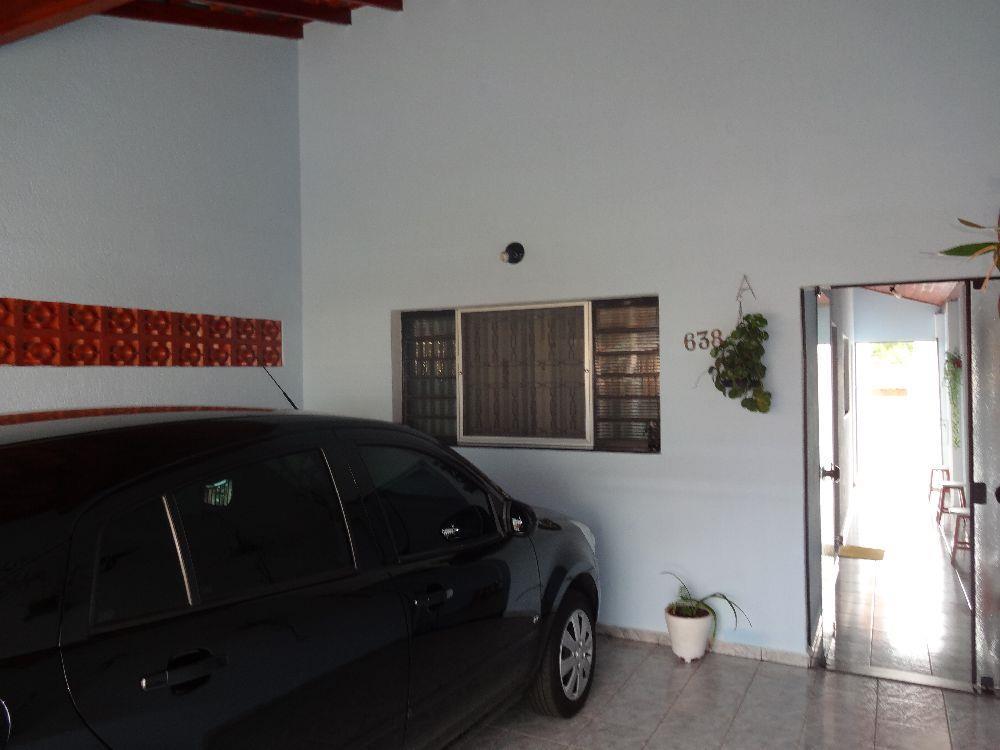Casa residencial à venda, Jardim Santa Madalena, Sumaré.
