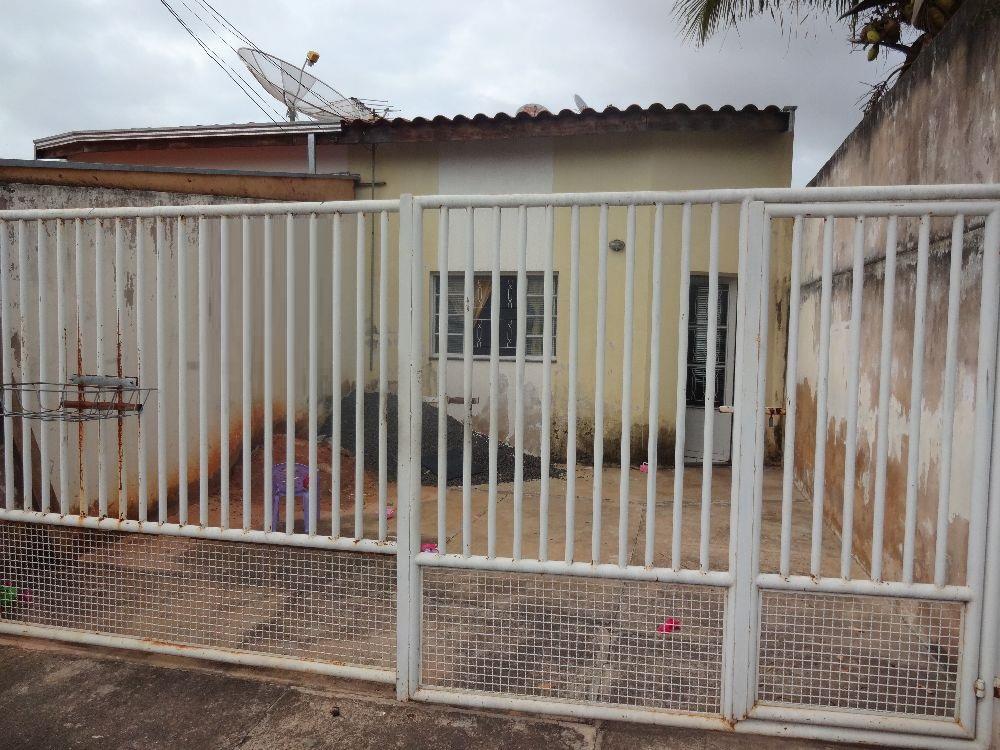 Casa residencial à venda, Parque Residencial Virgílio Basso,...