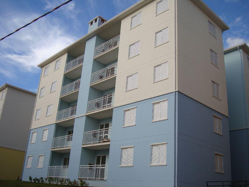 Apartamento residencial à venda, Vila São Francisco, Hortolâ...