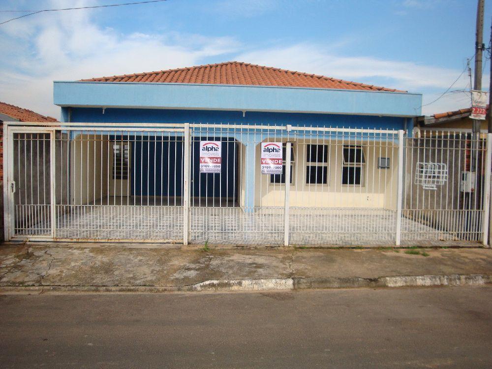 Casa Residencial à venda, Vila Real, Hortolândia - CA0543.