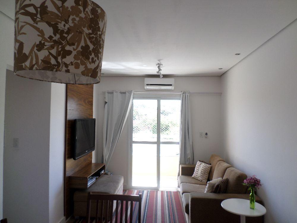 Apartamento residencial à venda, Vila Real, Hortolândia.