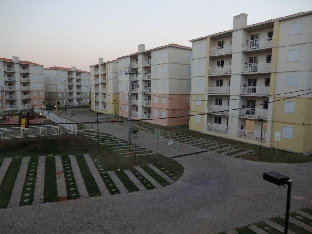 Apartamento residencial à venda, Residencial Villa Flora, Su...