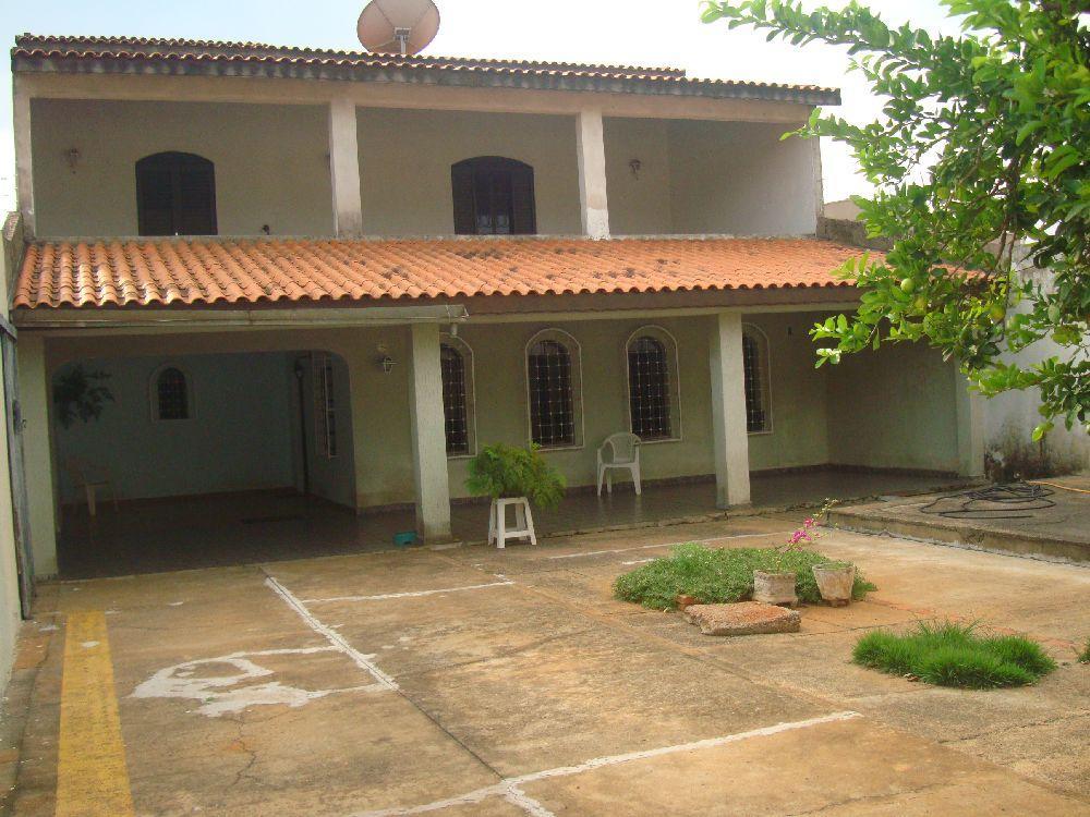 Sobrado residencial à venda, Jardim Santana, Hortolândia.