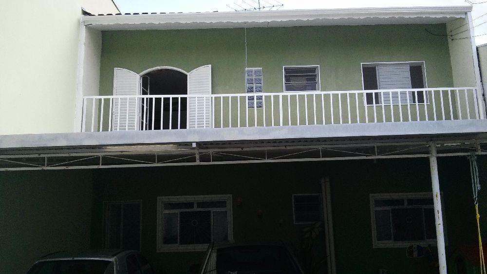 Sobrado residencial à venda, Dona Edith Campos Fávero, Paulí...