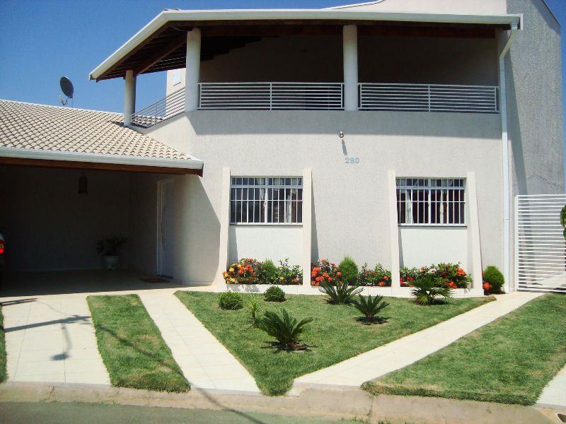 Casa residencial à venda, Condomínio Jardim de Mônaco, Horto...