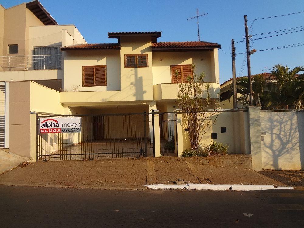 Sobrado residencial para locação, Vila Miranda, Sumaré.