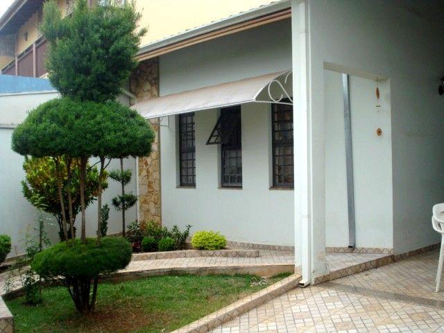 Casa residencial à venda, Vila Menuzzo, Sumaré.