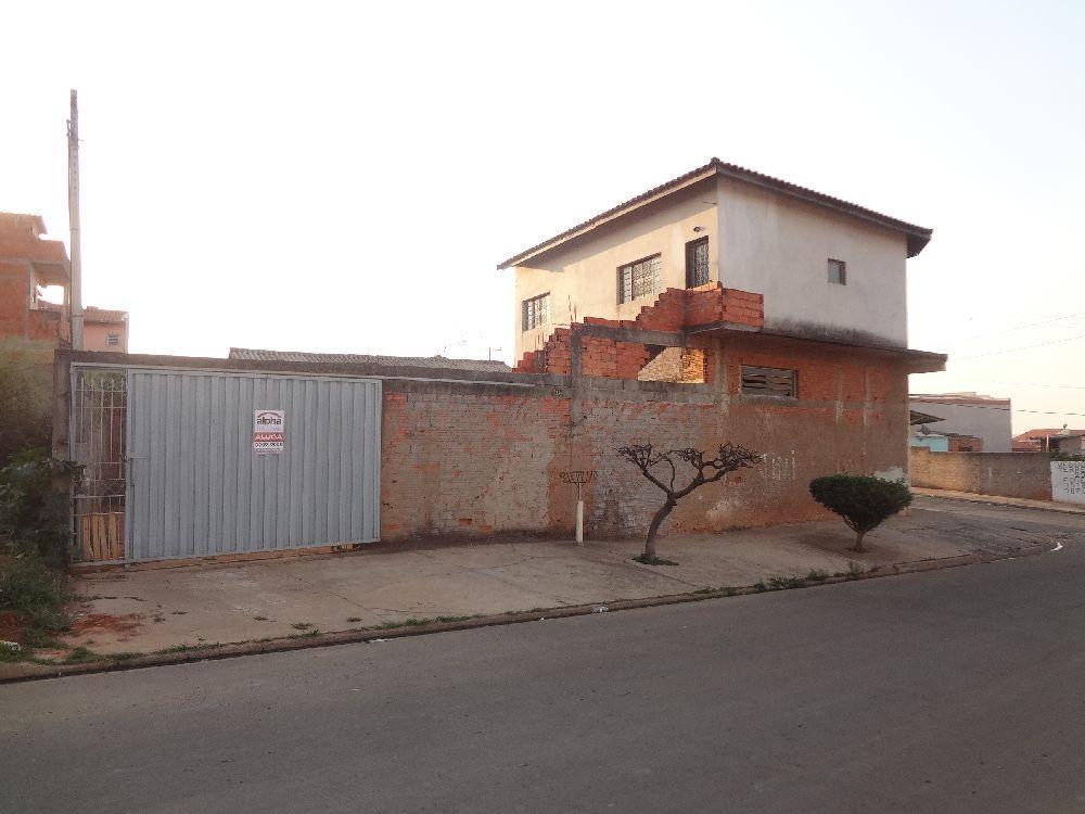 Casa residencial para locação, Jardim São Bento, Hortolândia...