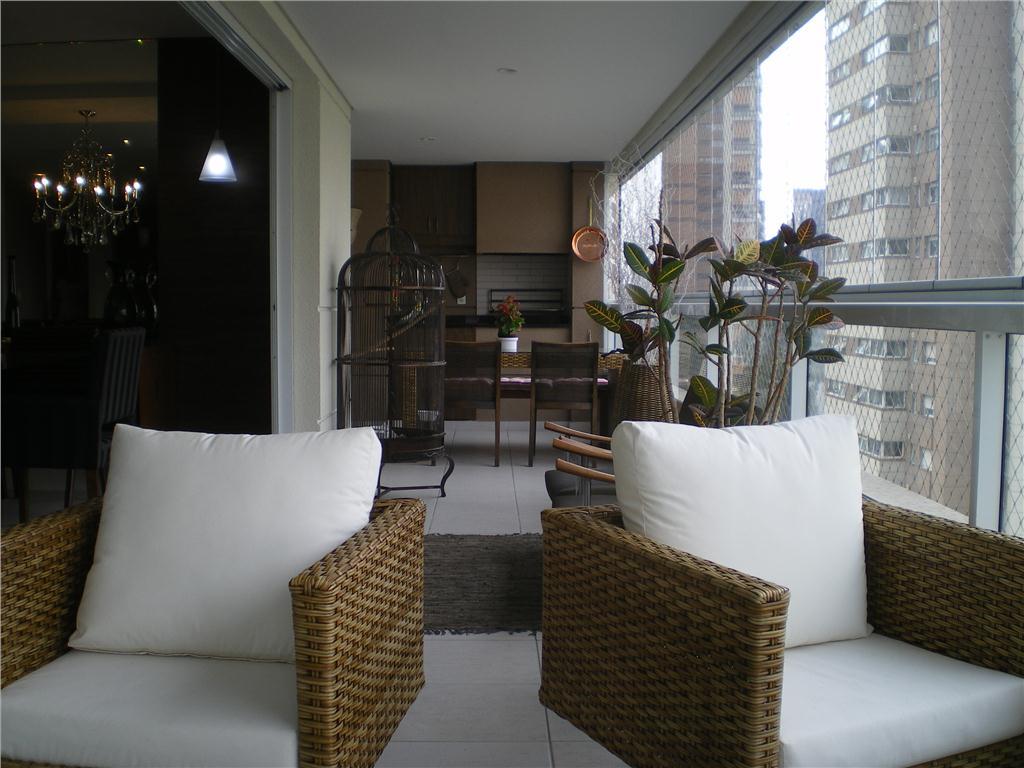 Apto 4 Dorm, Panamby, São Paulo (1329081) - Foto 2