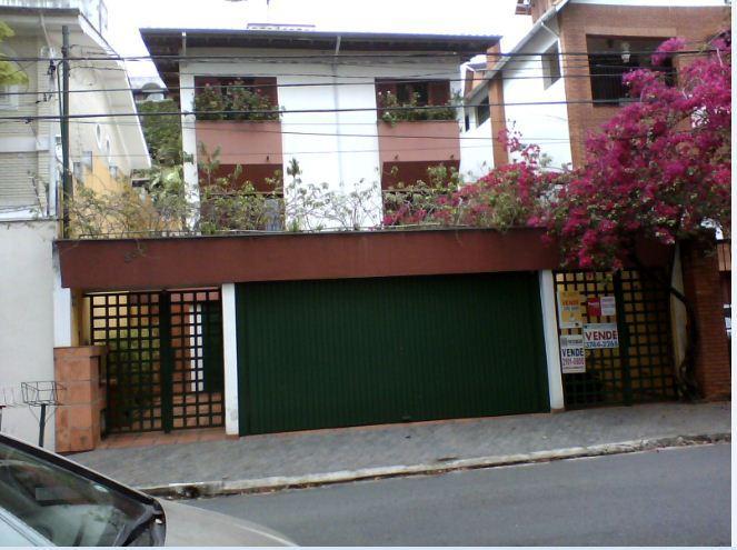 Casa 4 Dorm, Vila Sônia, São Paulo (1329103)