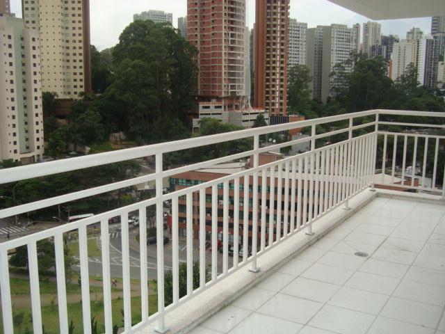 Apto 2 Dorm, Morumbi, São Paulo (1329224)