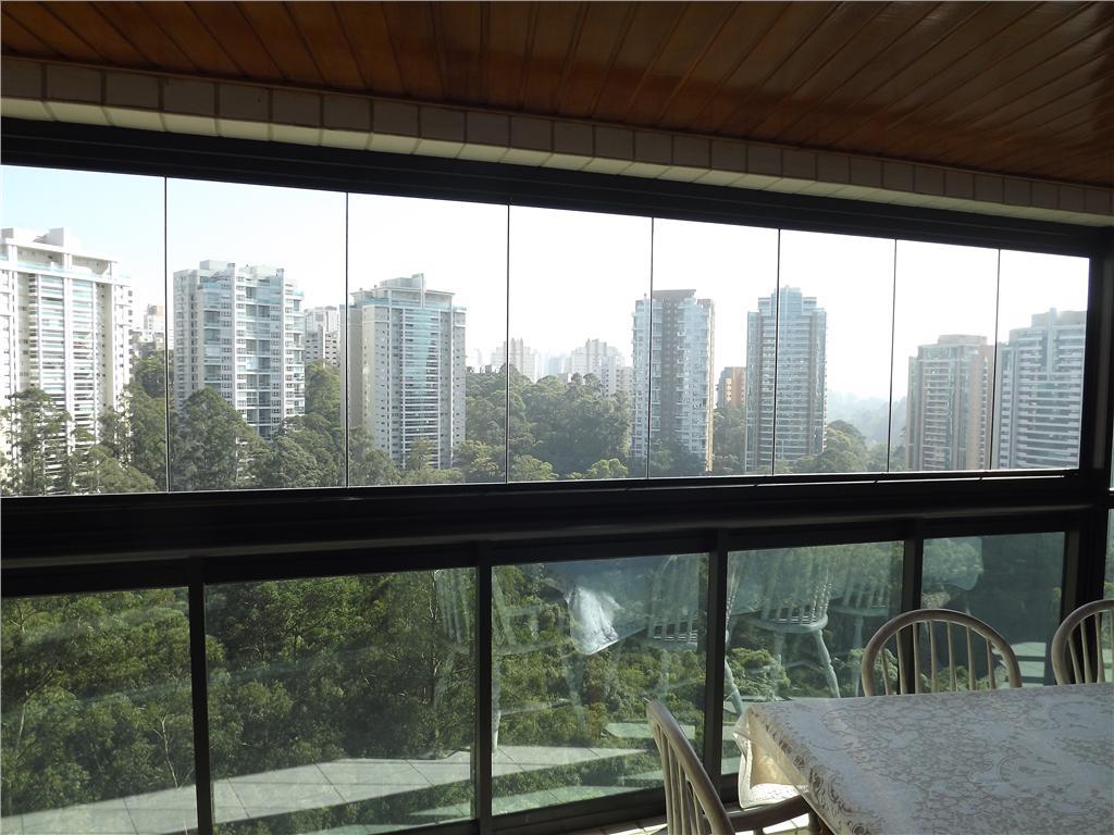 Apto 4 Dorm, Panamby, São Paulo (1329518)