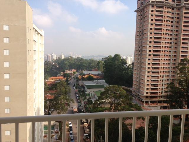 Apto 2 Dorm, Morumbi, São Paulo (1329287)