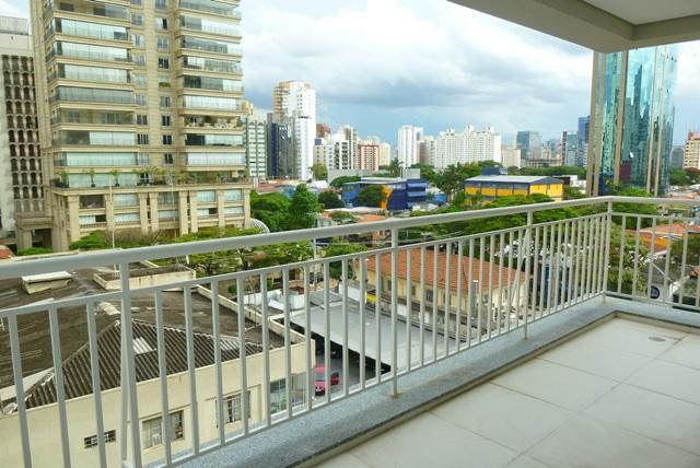 Apto 1 Dorm, Itaim Bibi, São Paulo (1329497)