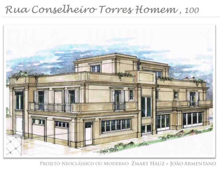 Casa com Projeto aprovado de João Armentano
