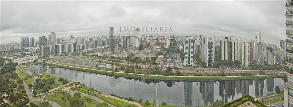 Cobertura residencial à venda, Cidade Jardim, São Paulo.