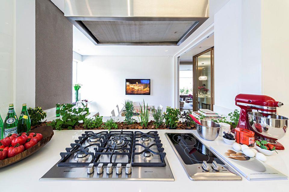 Foto do Decorado 275m² - Cozinha Terraço Gourmet