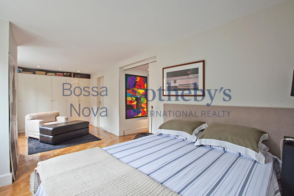 Apartamento no Jardim América com 1 quarto no espaço de 3