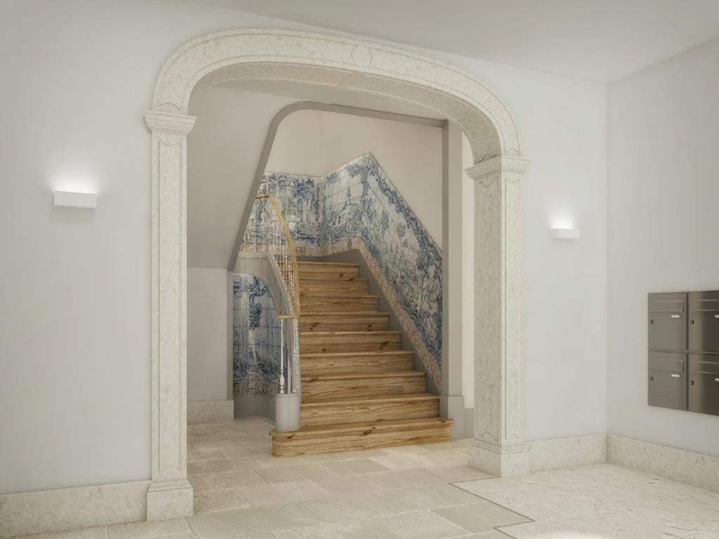 Lançamento - Próximo ao elevador de Santa Justa