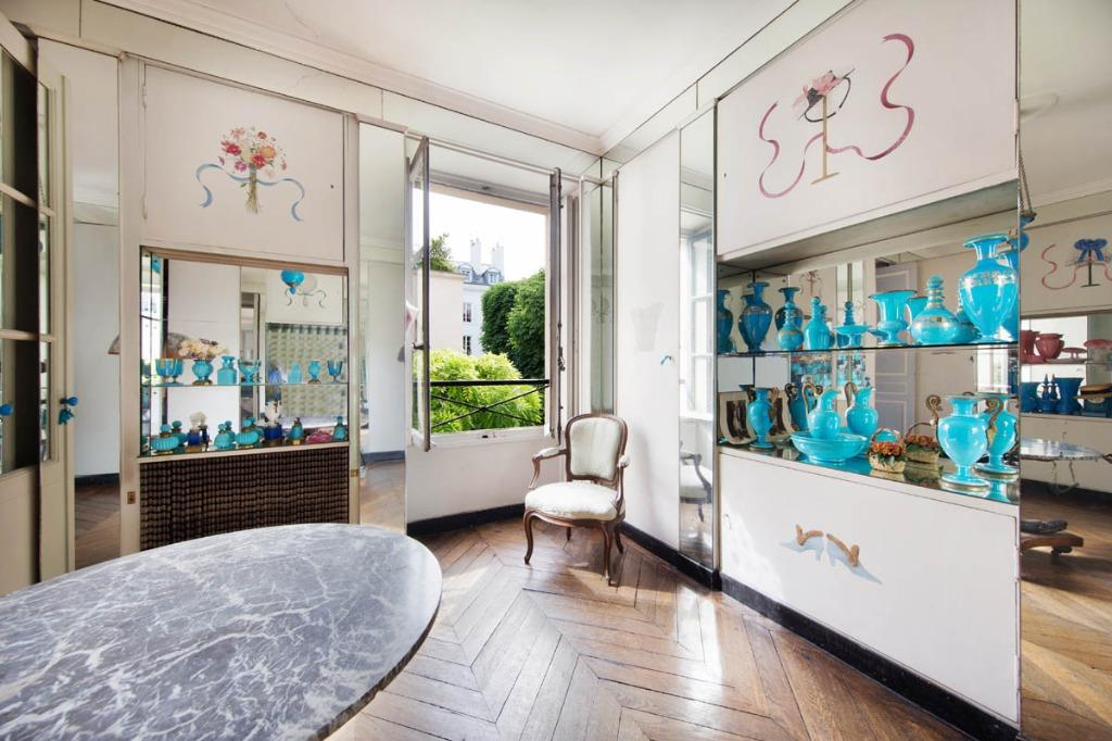 Apartamento no centro de Saint-Germain-des-Prés