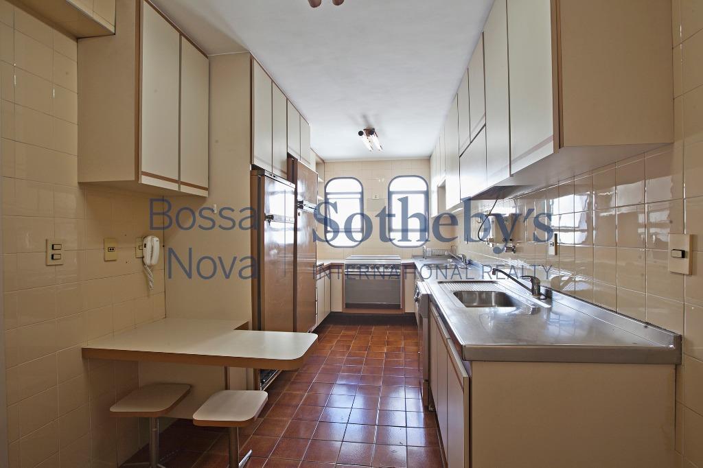Apartamento com potencial perto da Avenida Paulista