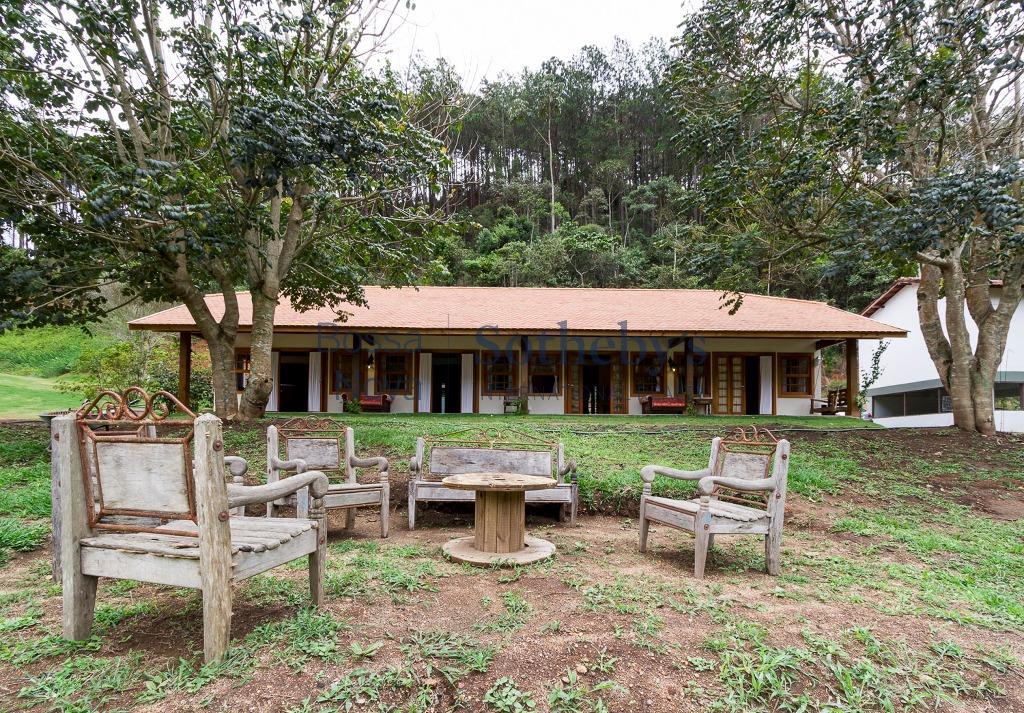 Fazenda rural dos sonhos