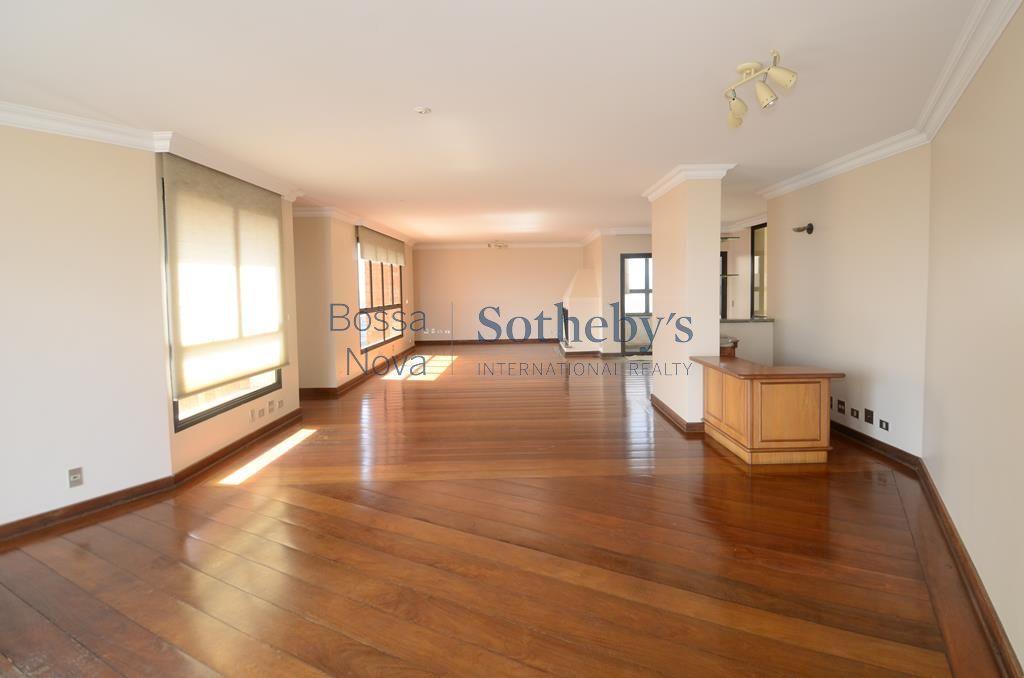 Cobertura residencial para venda e locação, Morumbi