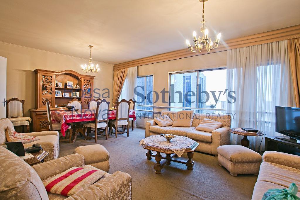 Apartamento com ótima localização, no coração da Av. Paulista