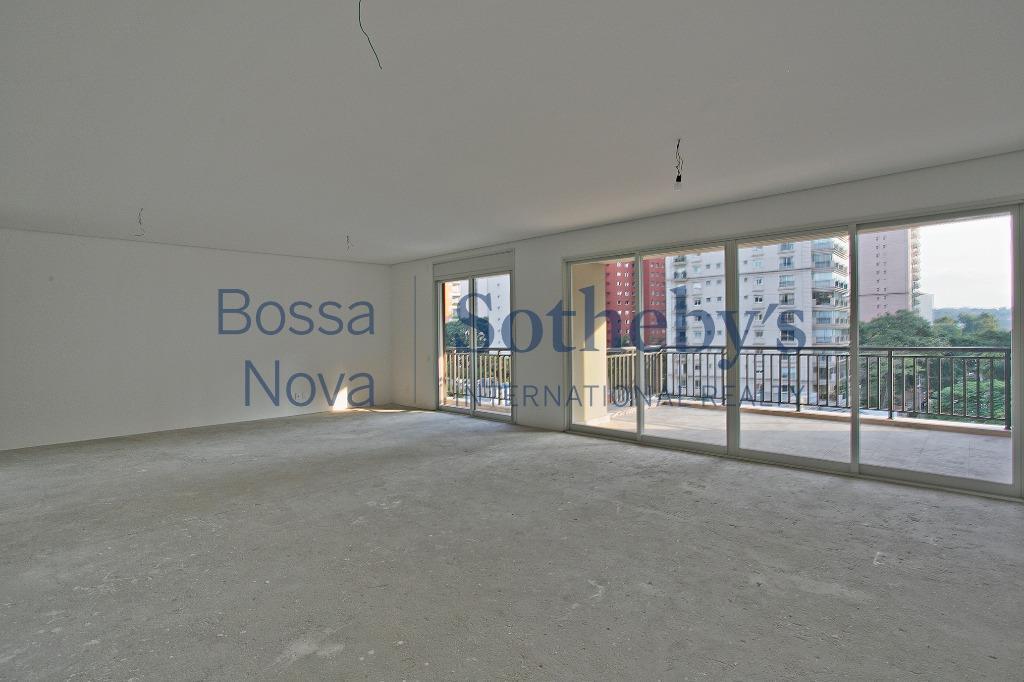 Apartamento novo em localização diferenciada.