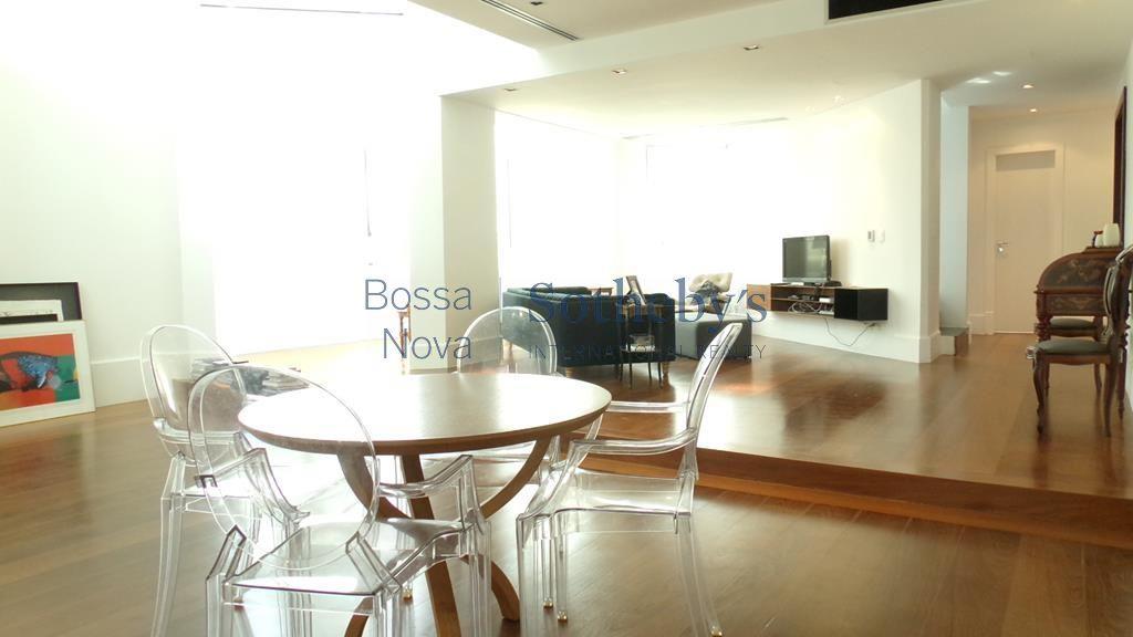Apartamento Duplex residencial para venda e locação, Vila Nova Conceição, São Paulo.