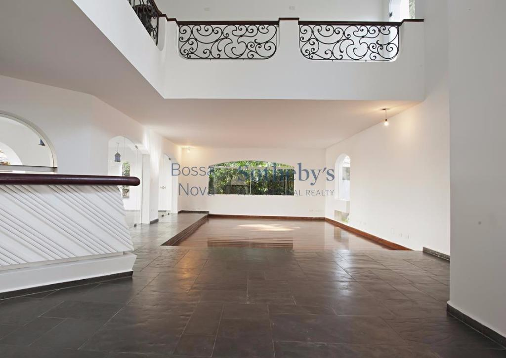 Casa ampla com estilo