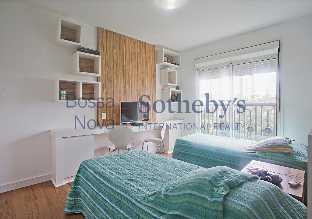 Maravilhoso apartamento no Panamby