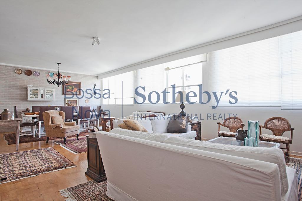 Apartamento charmoso e encantador à venda nos Jardins