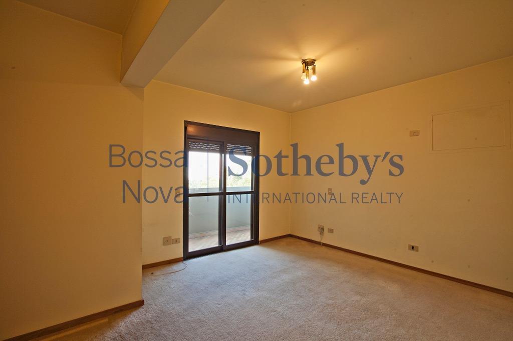 Apartamento com lazer e vista
