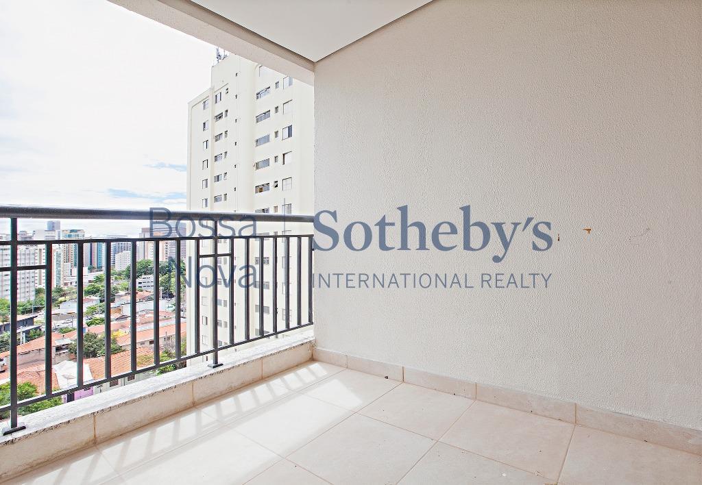 Apartamento residencial à venda, Vila Olímpia, São Paulo.