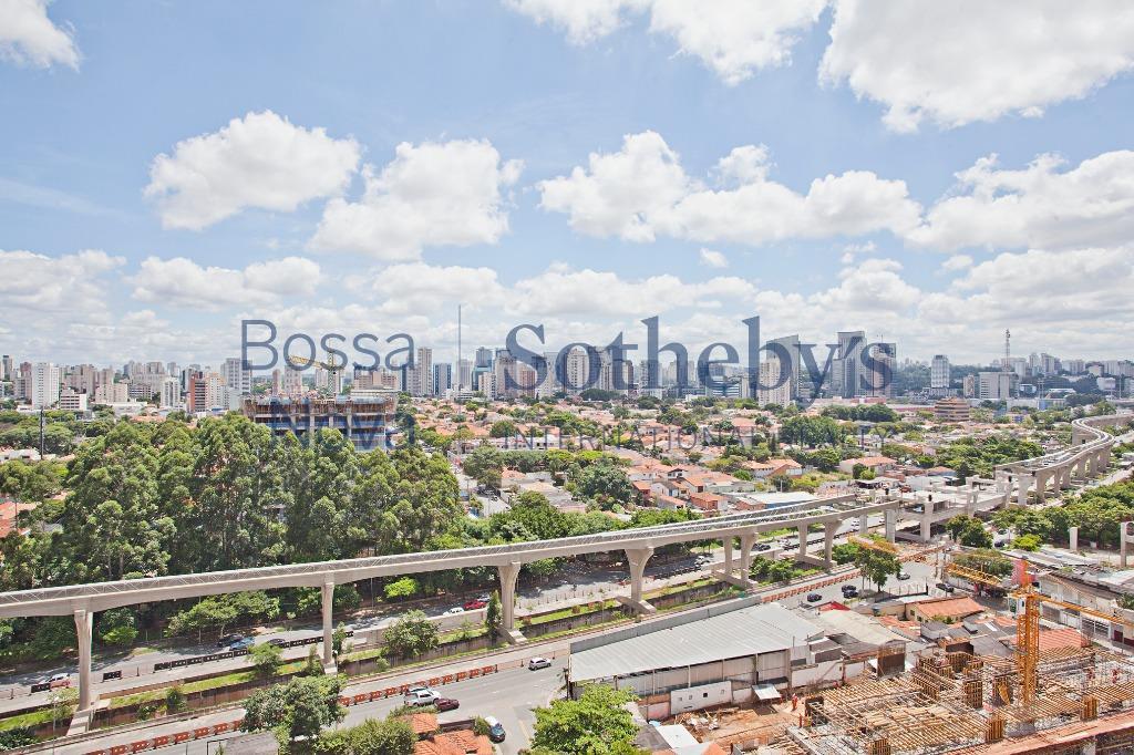 Apartamento residencial à venda, Cidade Monções, São Paulo.